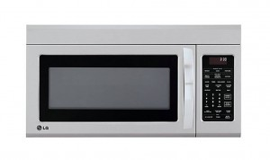 LG 1.8 Cu.Ft. Over-the-Range Microwave with EasyClean Interior - LMV1852ST