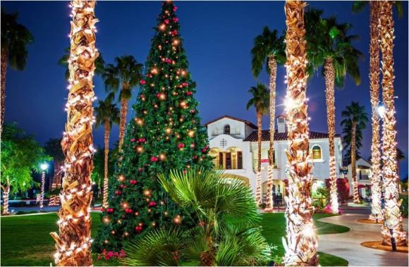 Christmas Celebrations in California