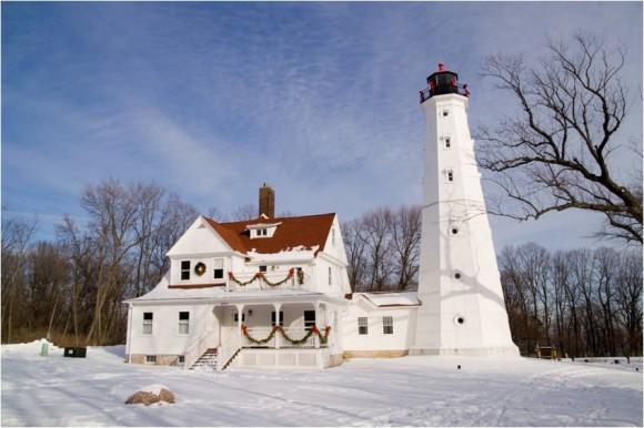 Christmas Celebrations in Elkhart Lake, Wisconsin