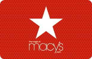 MACYS E-GIFT CARD