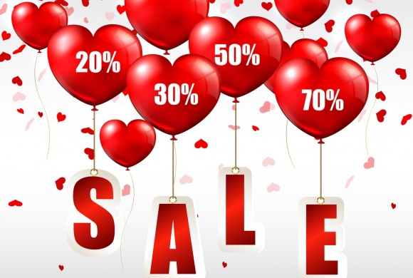 Deals and Coupons for Valentines Day