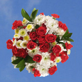 2 Be Mine Bouquets