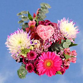 2 Friendship & Love Bouquet