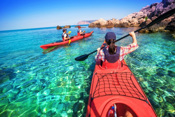 Get ready for Kayaking with outdoorplay.com