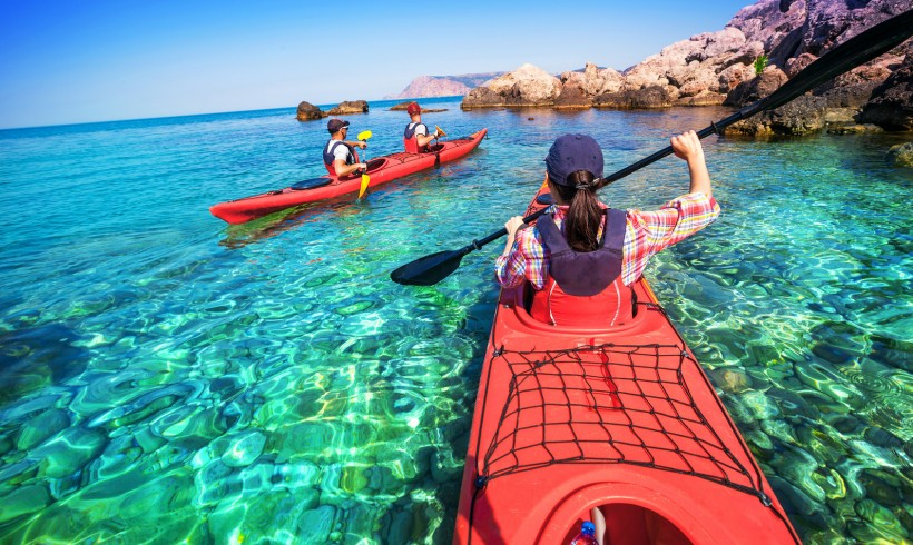 Get ready to Kayak this spring break with Kayaking Gear from Outdoorplay.com