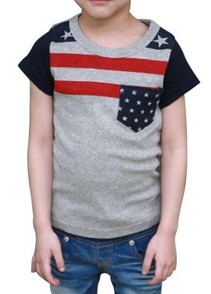 stars and stripes boys shirt at amazon