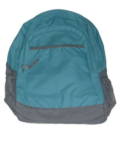 Cute blue backpack on sale and coupon