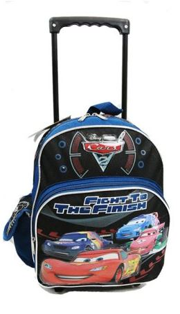 Disney cars Backpacks on sale and coupons