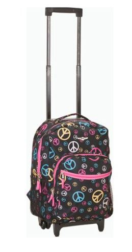 Rockland luggage style backpack for Girls