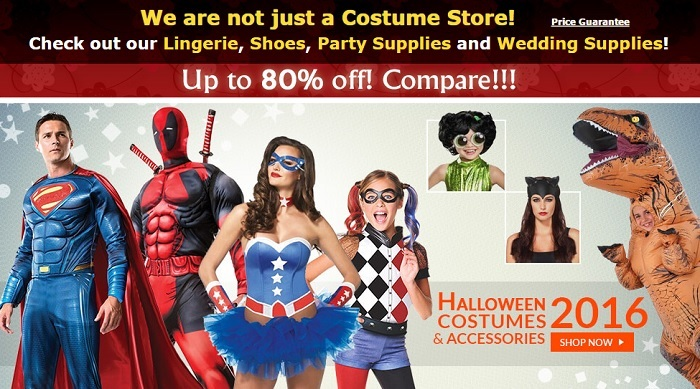 Costumes4Less Exclusive Halloween Coupon