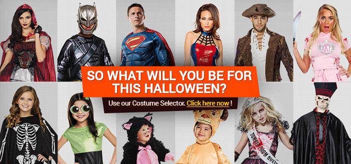 Costumes4Less New Halloween Costumes for 2016