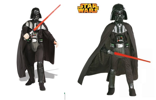 darthvader costume on sale