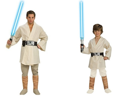 luke-skywalker costume