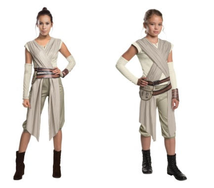rey star wars costume exclusive code