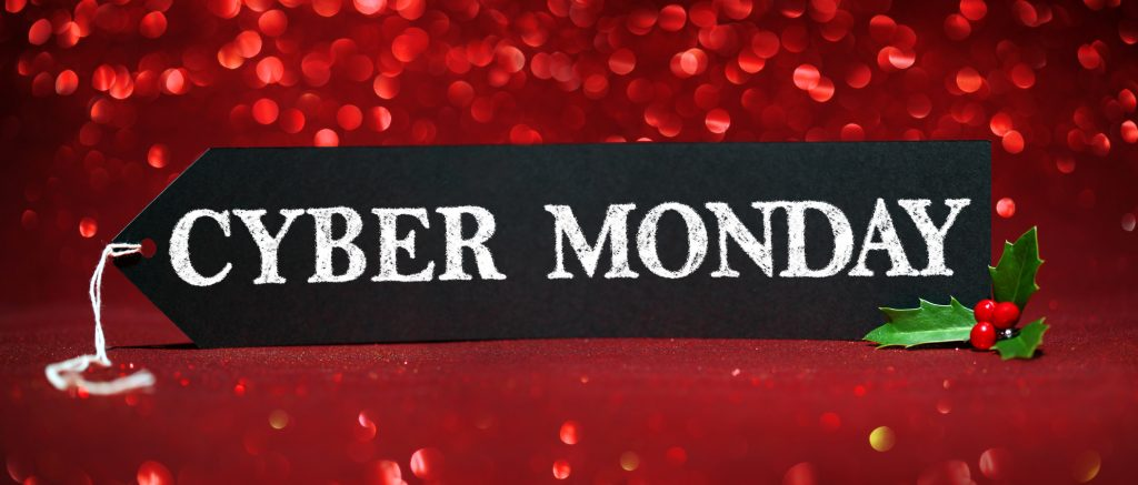 Cyber Monday at amazon 2016