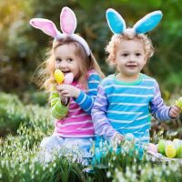 Plan your Own Easter Egg Hunt