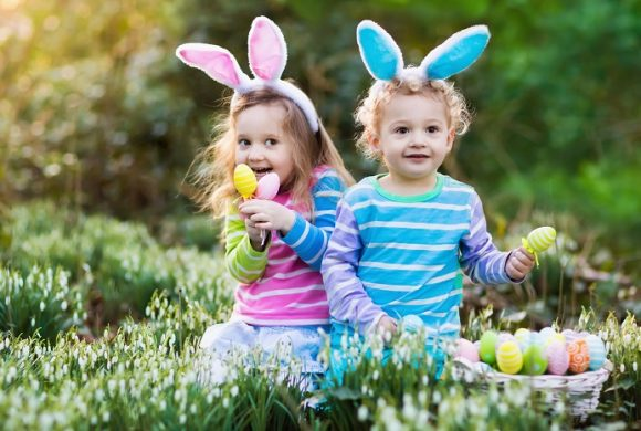 Plan your Own Easter Egg Hunt