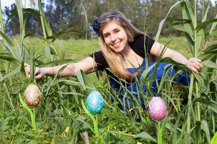 Where to have Easter egg hunt and party